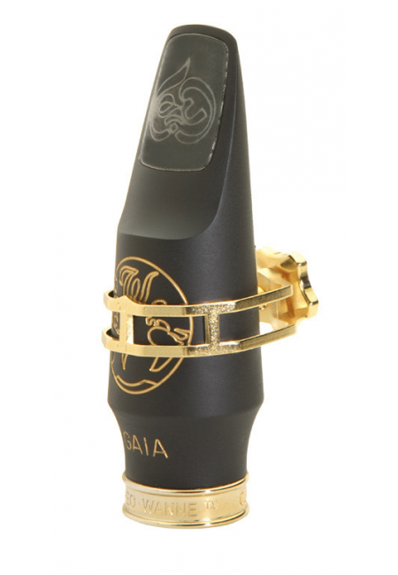 THEO WANNE - GAIA Hard Rubber Tenor Mouthpiece
