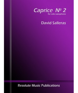 Caprice No 2 for Solo...