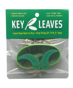 KEY LEAVES - Sax Key Props