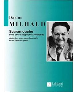 Scaramouche by Darius...